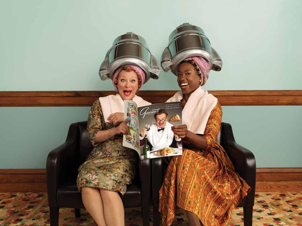 The Merry Wives of Windsor, Stratford Festival 2019, Brigit Wilson, Sophia Walker,
