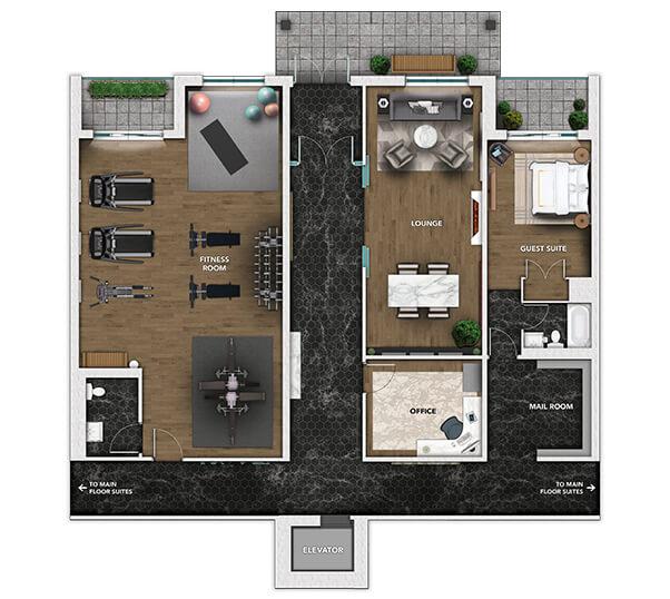 Villas of avon, stratford condominium, tricar