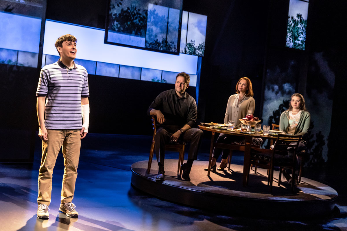 Dear Evan Hansen tickets, Toronto, reviews, Robert Markus, Evan Buliung, Claire Rankin and Stephanie La Rochelle