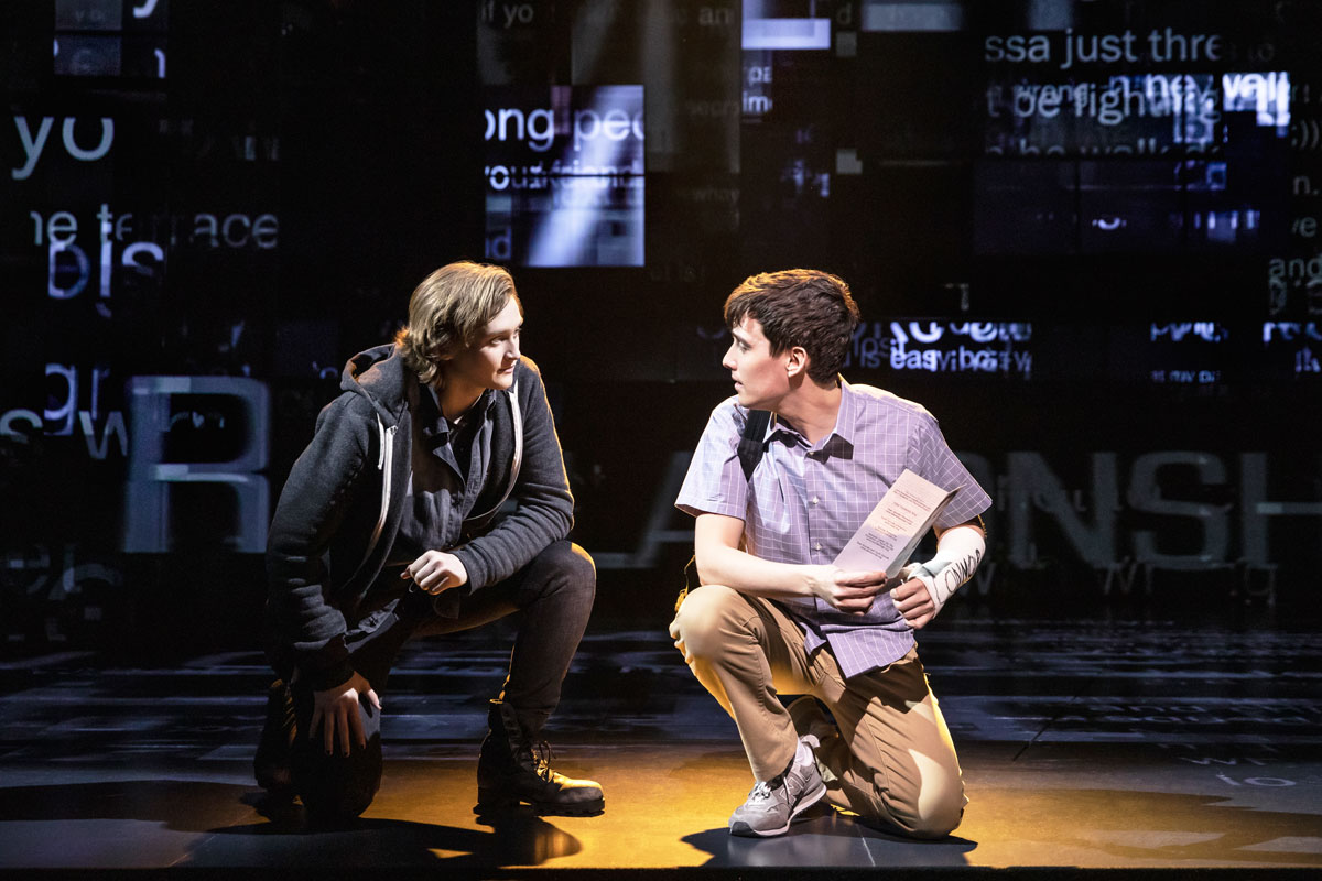 Dear Evan Hansen, Toronto reviews, Sean Patrick Dolan, Robert markus