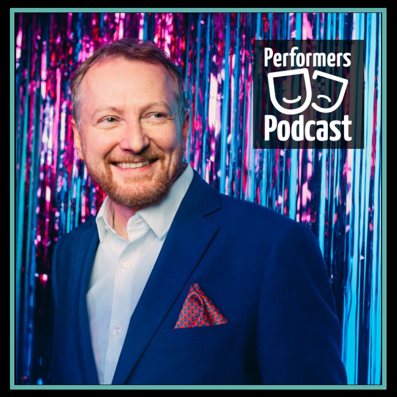 Bob Martin interview, performers podcast