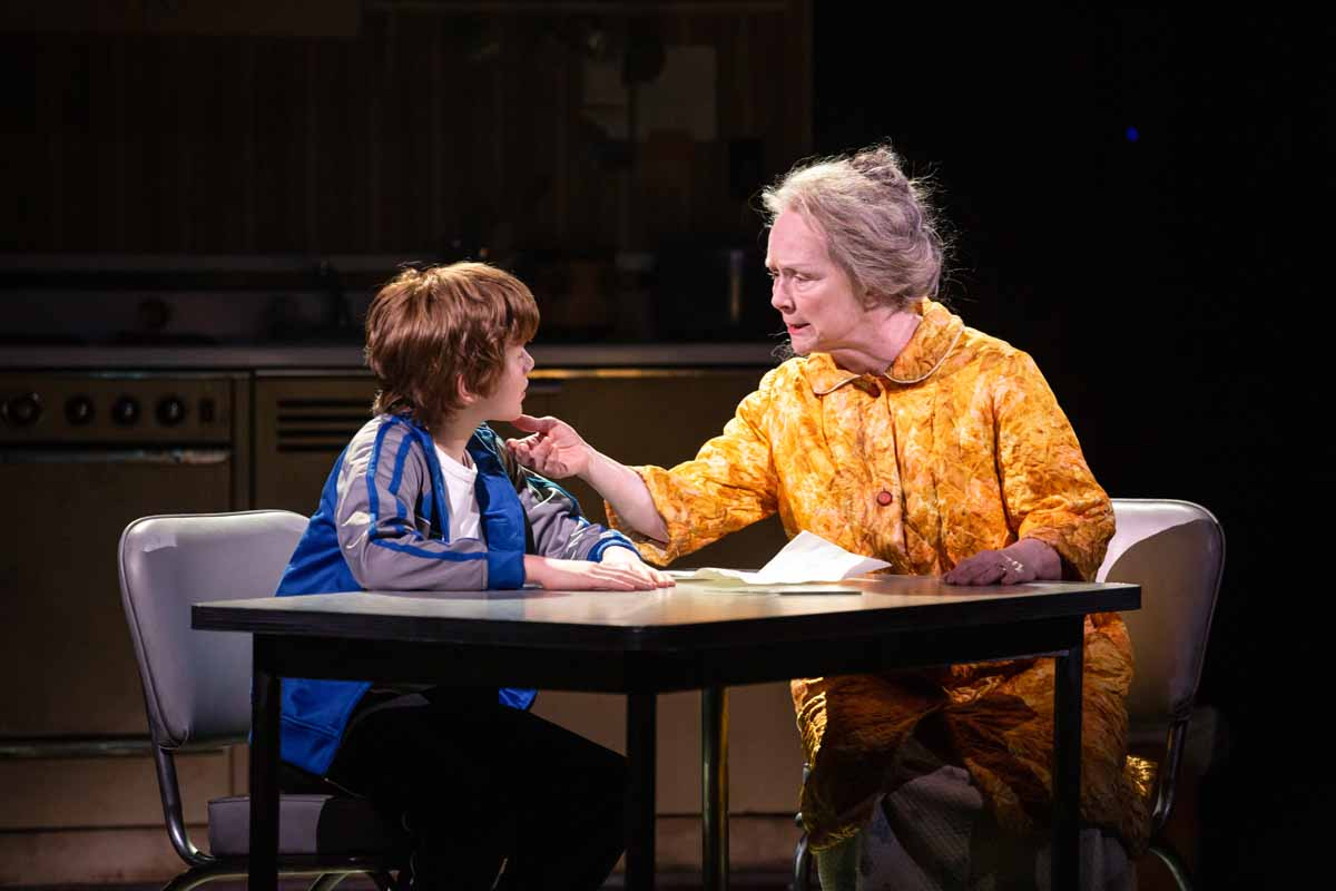 Nolen Dubuc, Billy Elliot, stratford festival, and Marion Adler