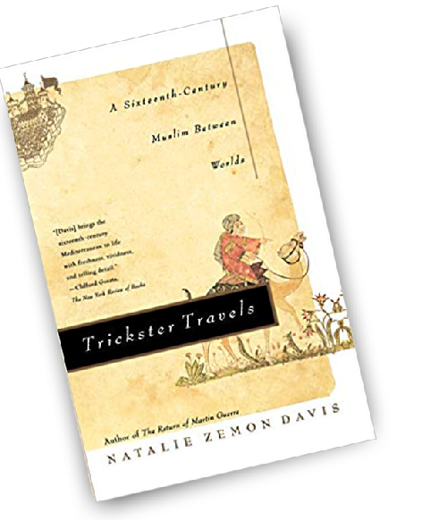 Trickster Travels, book, Natalie Zemon Davis